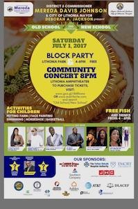 2nd Annual Old School/New School Dekalb Community Concert