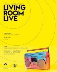"""""""The Living Room"""" Series at the W Hotel"""